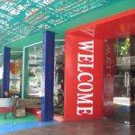 【バンコク2013】おしゃれなアートがいっぱい!Silom Art Hostelの様子。