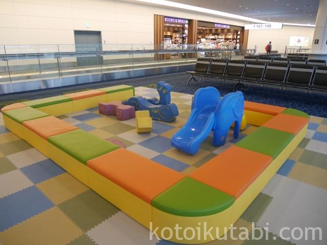 羽田空港国際ターミナルキッズスペース2