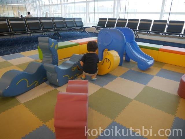 羽田空港国際ターミナルキッズスペース