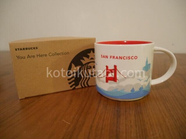 スタバのYou Are Here Collection(サンフランシスコ)