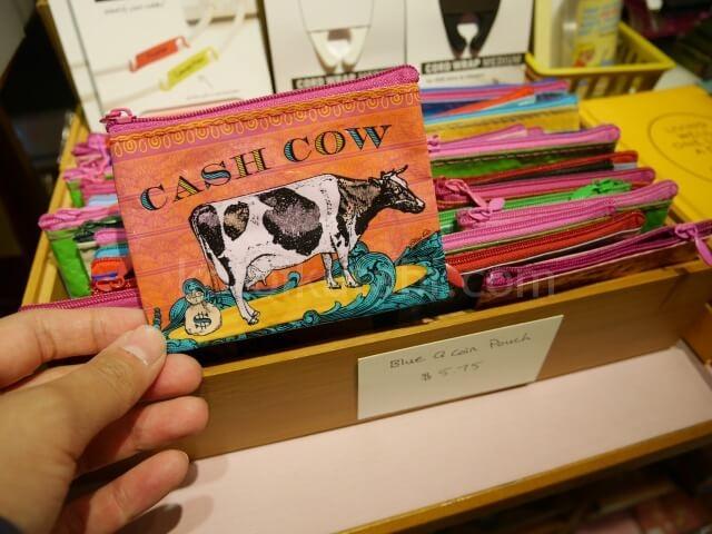 グランビルアイランドの雑貨屋さんで見つけたかわいいコインケース