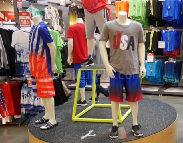 OLDNAVYで見つけたアメリカTシャツ