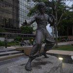 【香港2017】ガーデン・オブ・スターズでブルース・リーとご対面