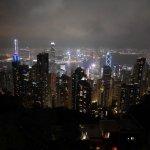 【香港2017】香港に来たら絶対に観たいビクトリアピークの夜景