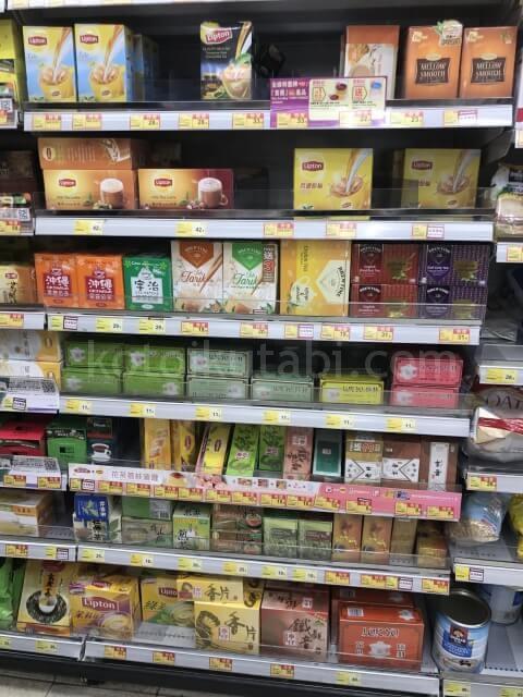 香港のスーパーマーケット