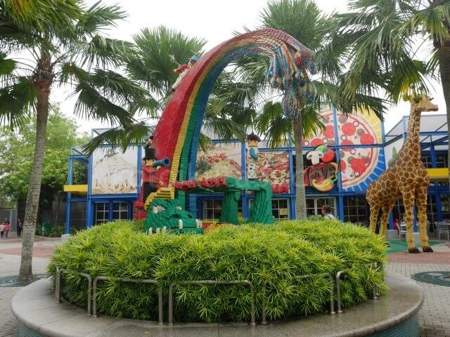 レゴランドマレーシアのイマジネーションエリア