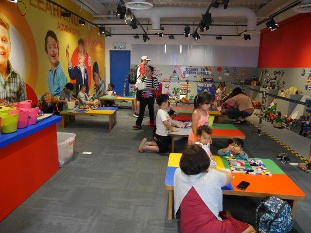 レゴランドマレーシアのレゴアカデミー