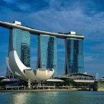 【シンガポール2018】マリーナベイサンズのモールをふらふら