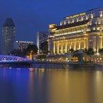 【シンガポール2018】フラトンホテルにちらっと寄ってみた