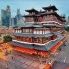 【シンガポール2018】ブッダの歯が祀られたチャイナタウンのパワースポット寺院