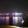 【ソウル2018】夜のクルーズ船に乗船