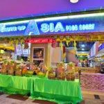 【クアラルンプール2019】ベルジャヤタイムズスクエアのフードコート『TASTE OF ASIA』